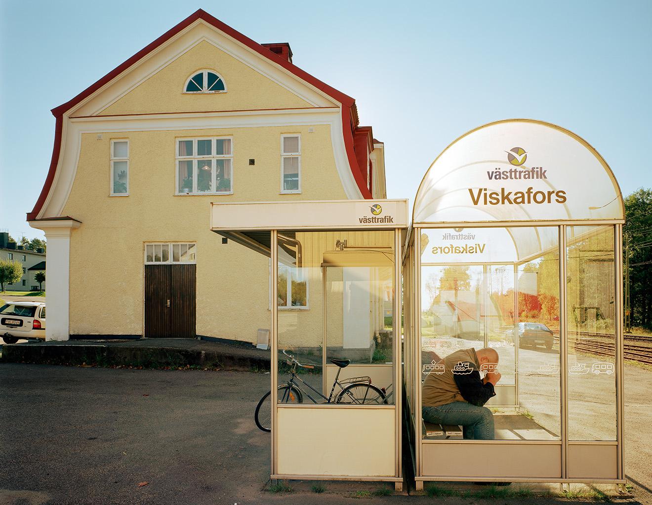 Viskafors station, 29 September 2003