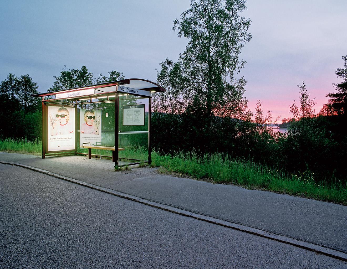 Dawn, Sjöbo, 15 June 2006