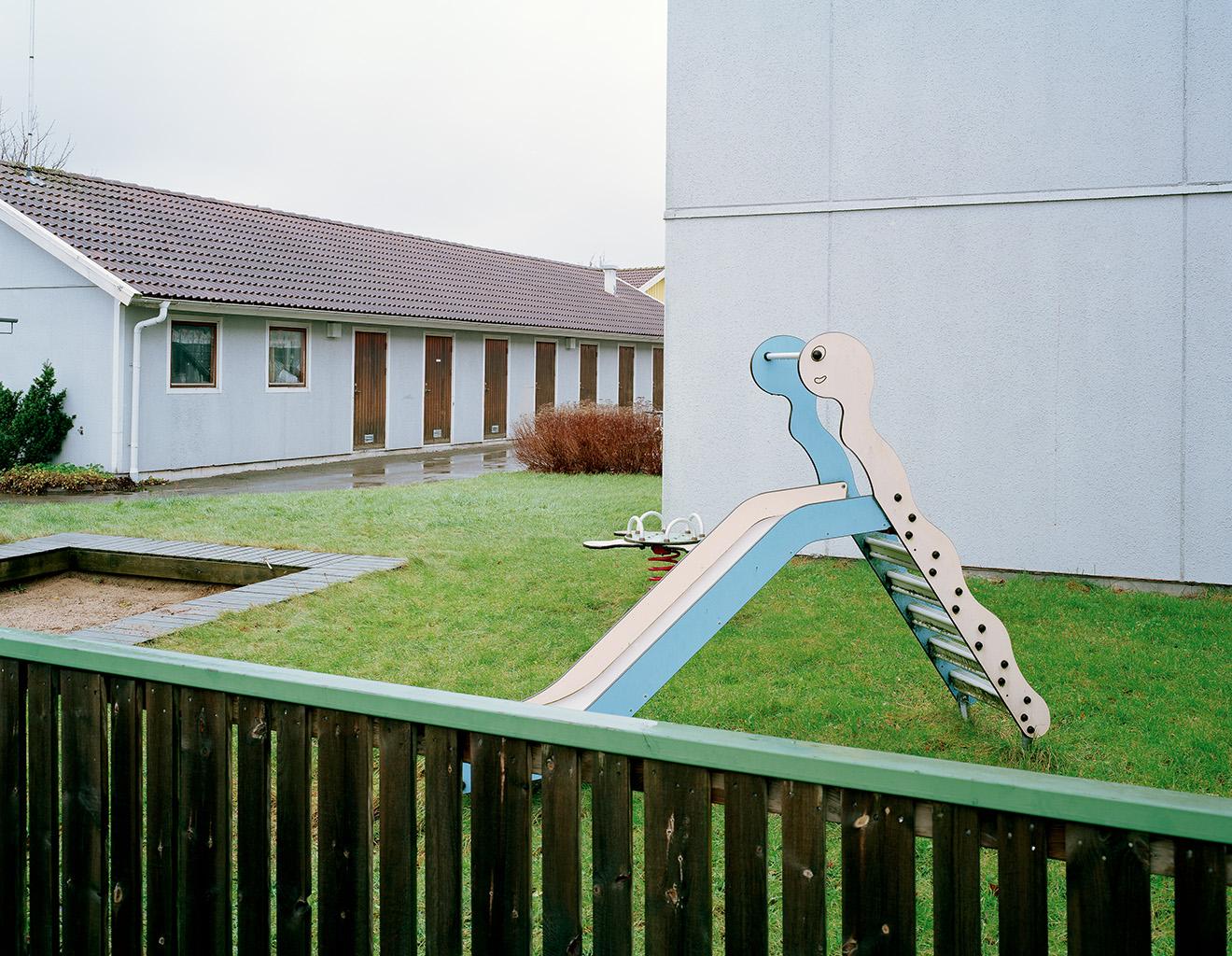 Playground, Björketorp, 17 December 2006