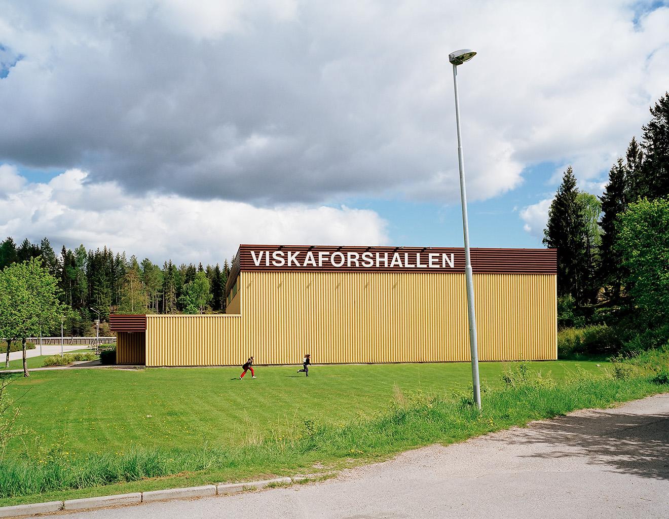 Viskafors, 1 June 2006